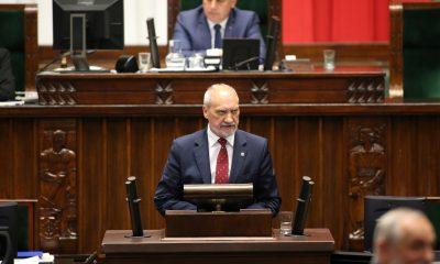 Antoni Macierewicz 2/ fot. Kancelaria Sejmu RP/Krzysztof Białoskórski/Flickr/CC BY 2.0