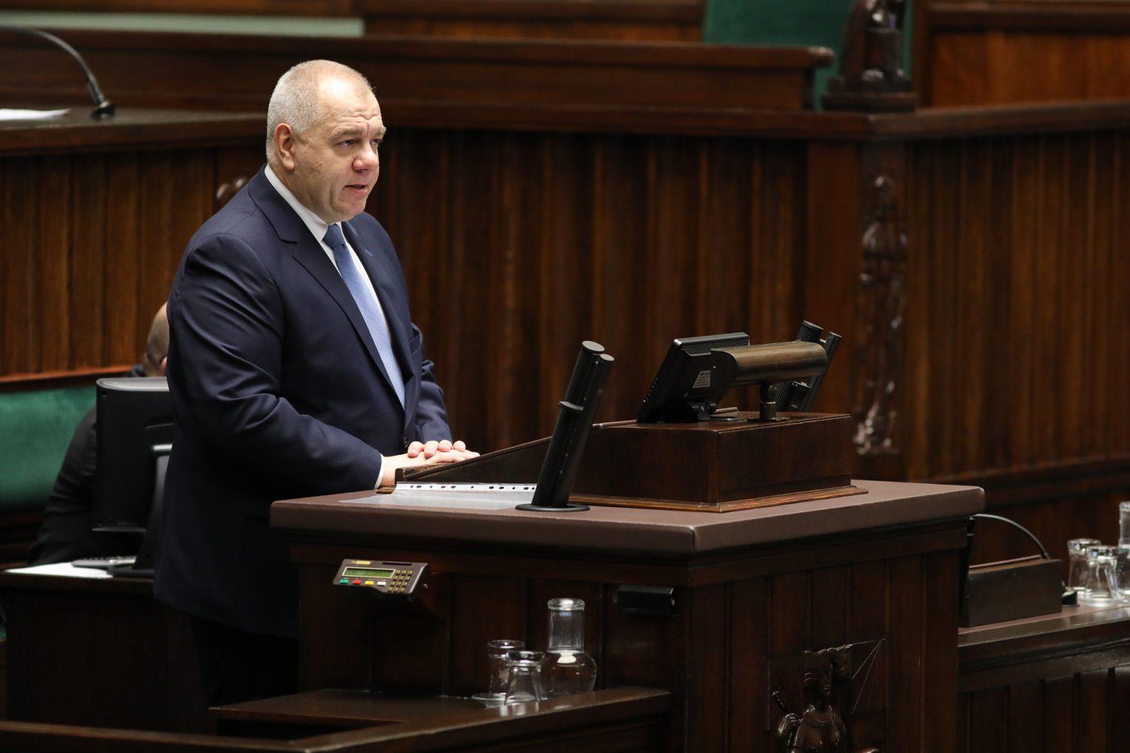 Jacek Sasin fot. Kancelaria Sejmu - Rafał Zambrzycki
