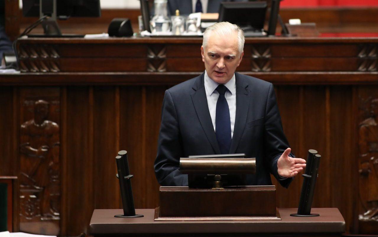 Jarosław Gowin/Fot. Krzysztof Białoskórski/Kancelaria Sejmu RP/CC BY 2.0/Flickr