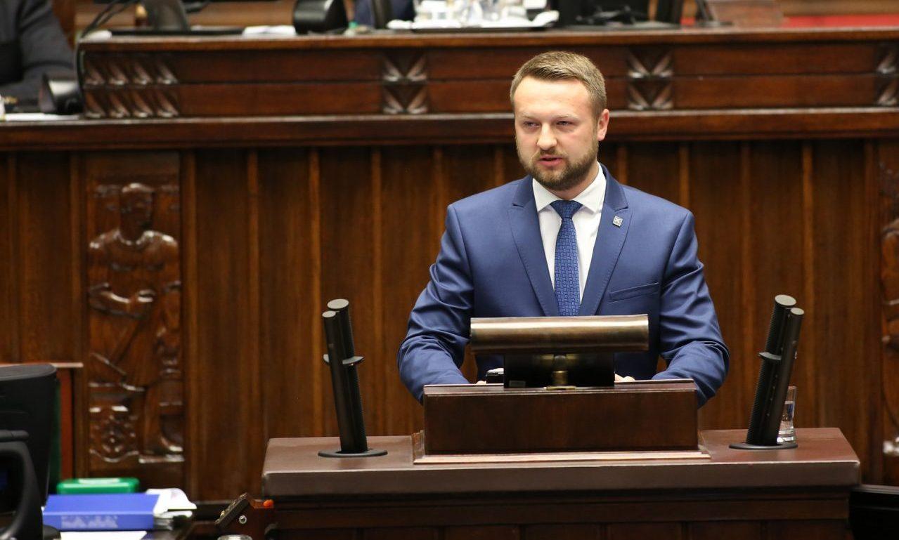 Paweł Szramka fot. Krzysztof Białoskórski