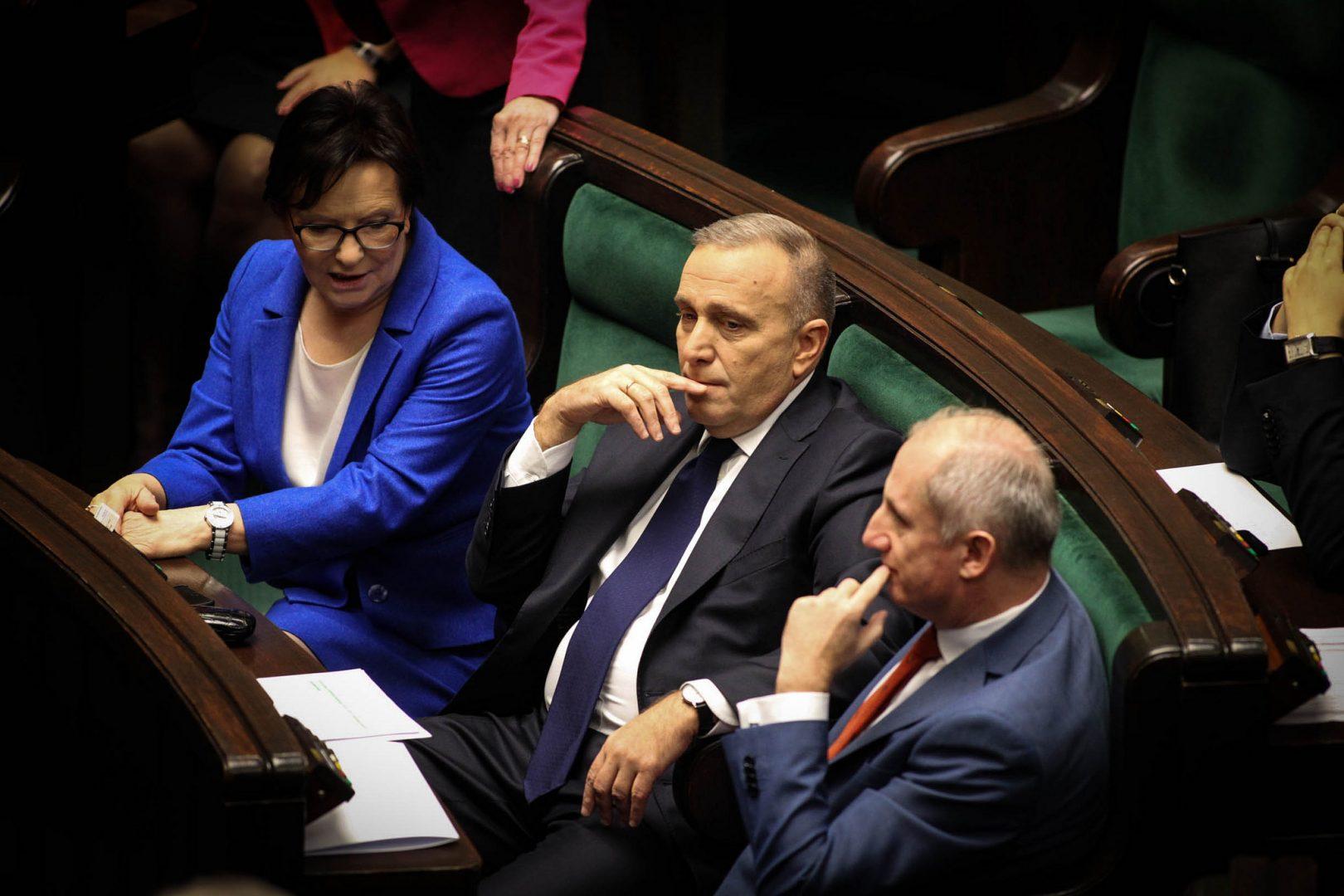 Platforma Obywatelska Schetyna 2 fot. Kancelaria Sejmu - Krzysztof Białoskórski
