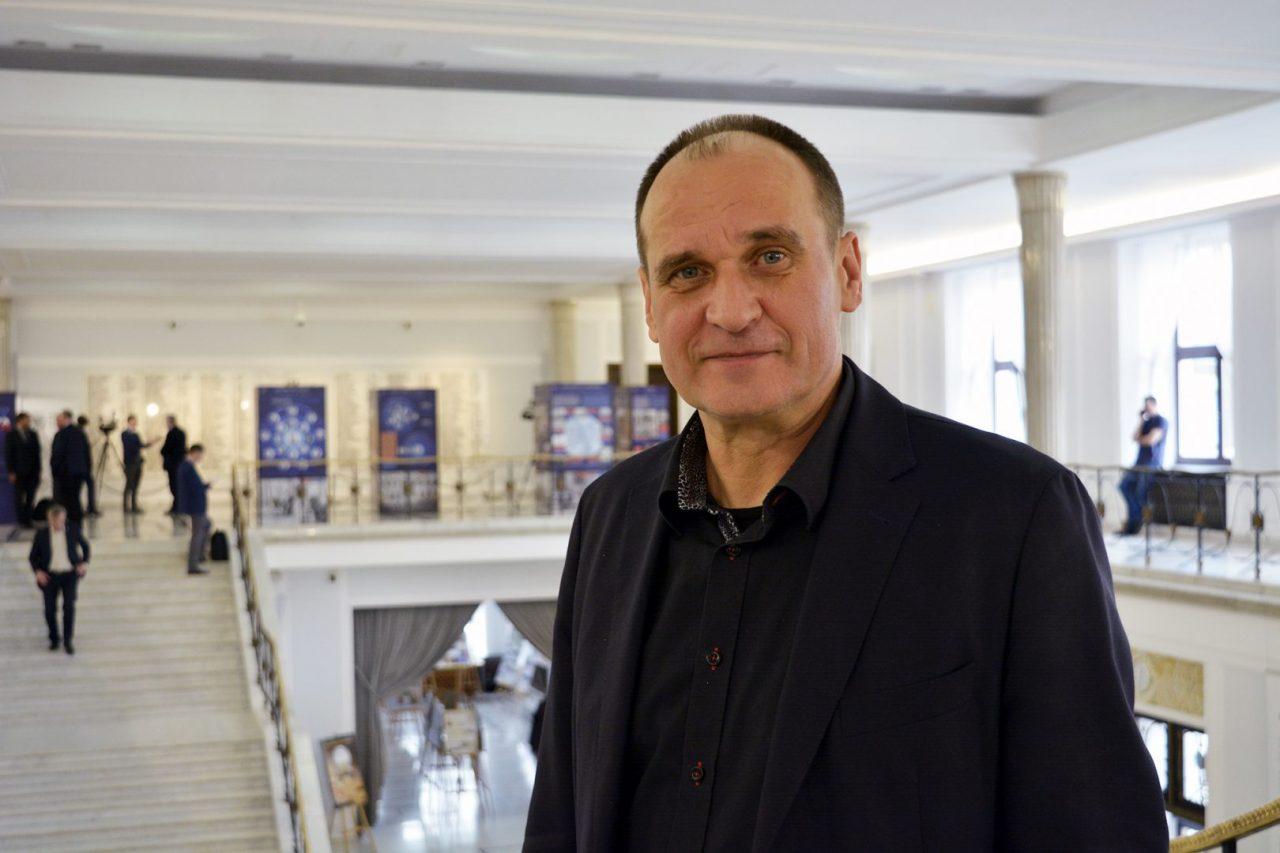 Paweł Kukiz/fot. SejmLog