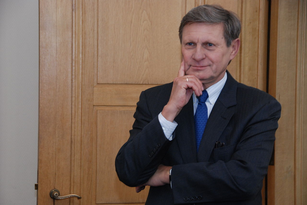 Leszek Balcerowicz/fot. State Chancellery of Latvia/Wikimedia Commons/CC BY-SA 2.0
