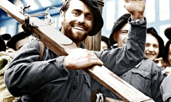 źródło II wojna światowa w kolorze