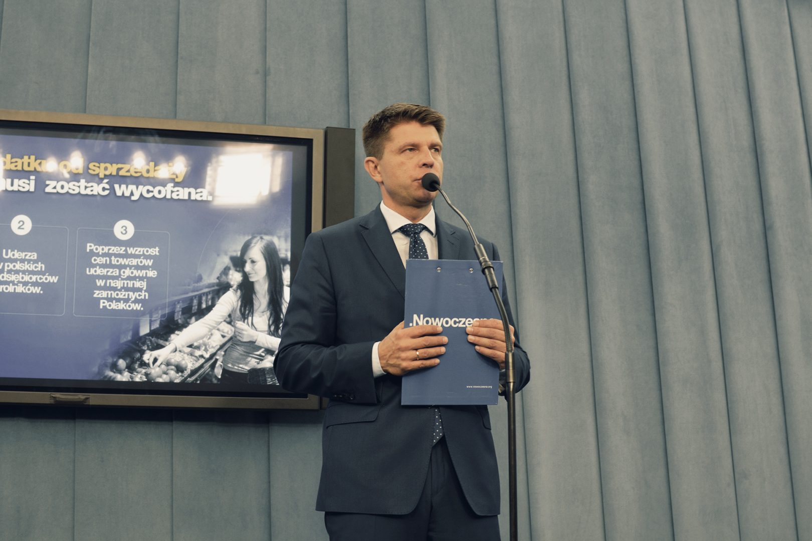 Ryszard Petru/ fot. SejmLog