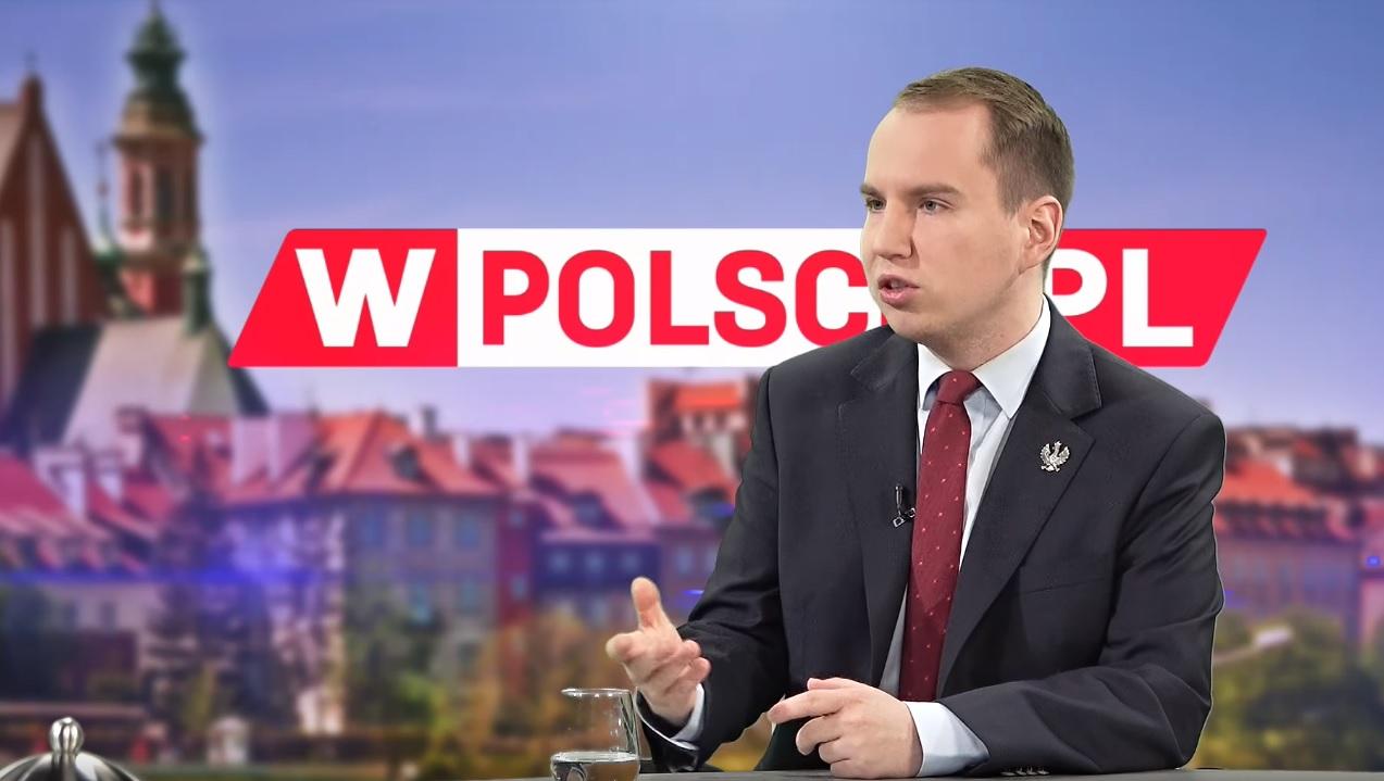 Adam Andruszkiewicz/screen z Telewizja wPolsce