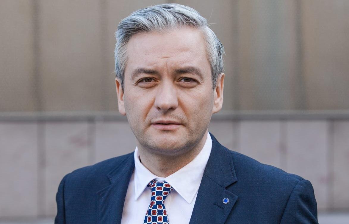 Robert Biedroń/fot. profil Facebook