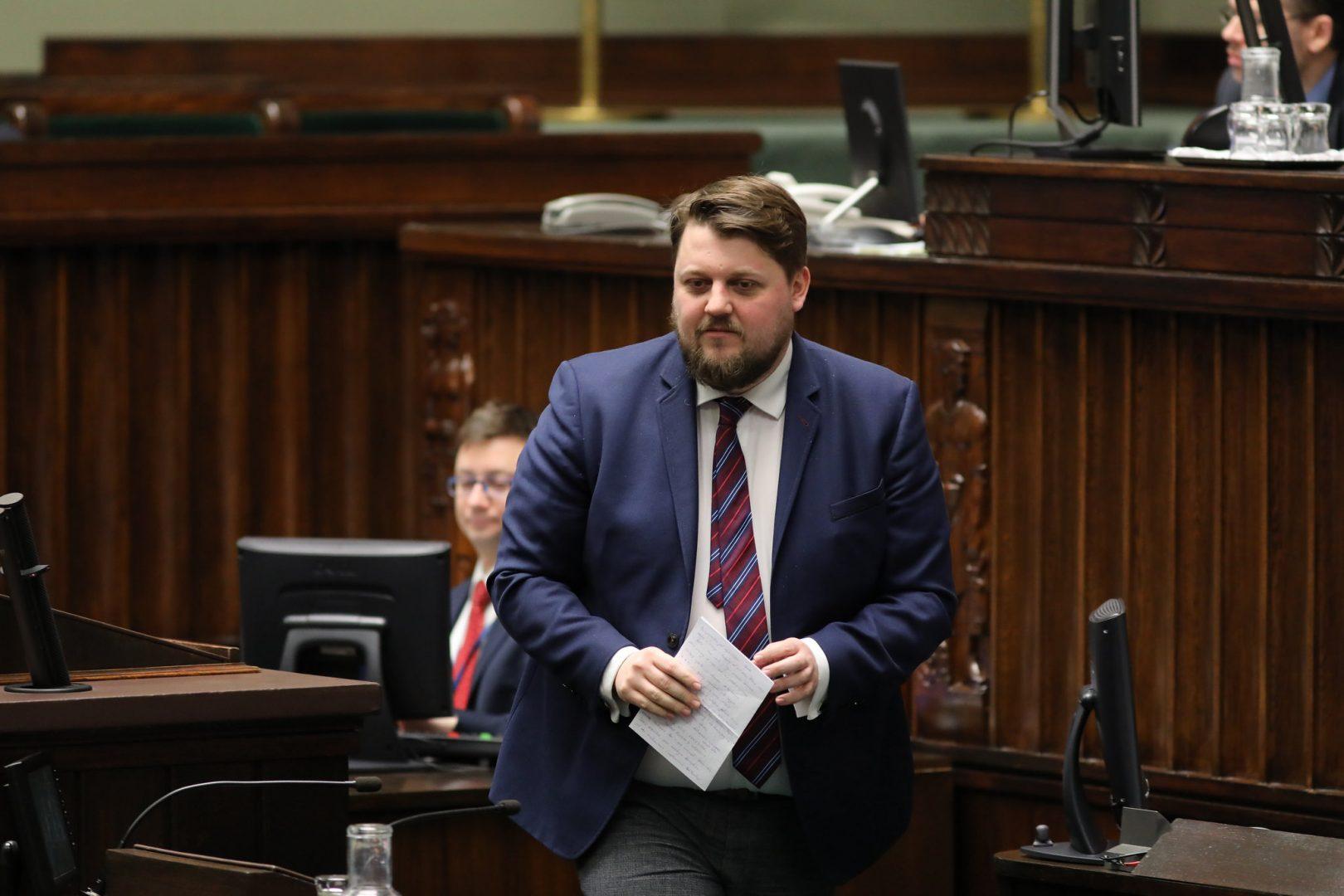 Piotr Apel/fot. Kancelaria Sejmu/Rafał Zambrzycki