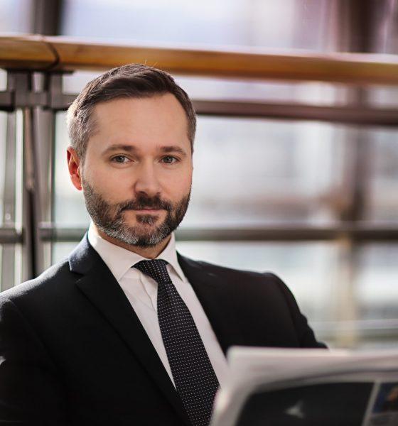 Jarosław Wałęsa/oficjalne materiały prasowe