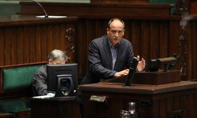 Paweł Kukiz/fot. Kancelaria Sejmu/Rafał Zambrzycki