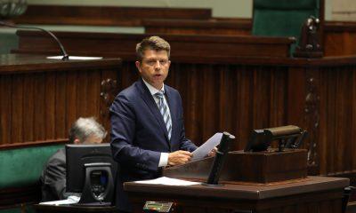 Ryszard Petru/fot. Kancelaria Sejmu/Rafał Zambrzycki