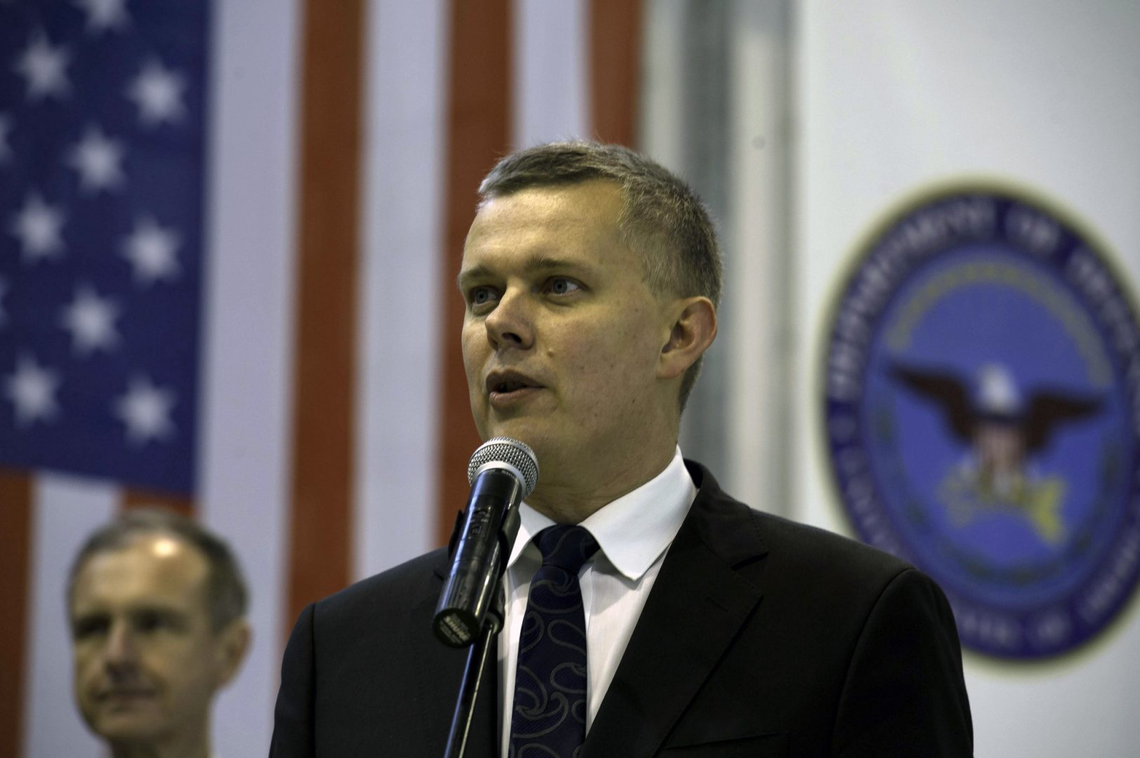Tomasz Siemoniak/ U.S. Air Force photo by Tech. Sgt. Araceli Alarcon/CC BY 2.0/Flickr