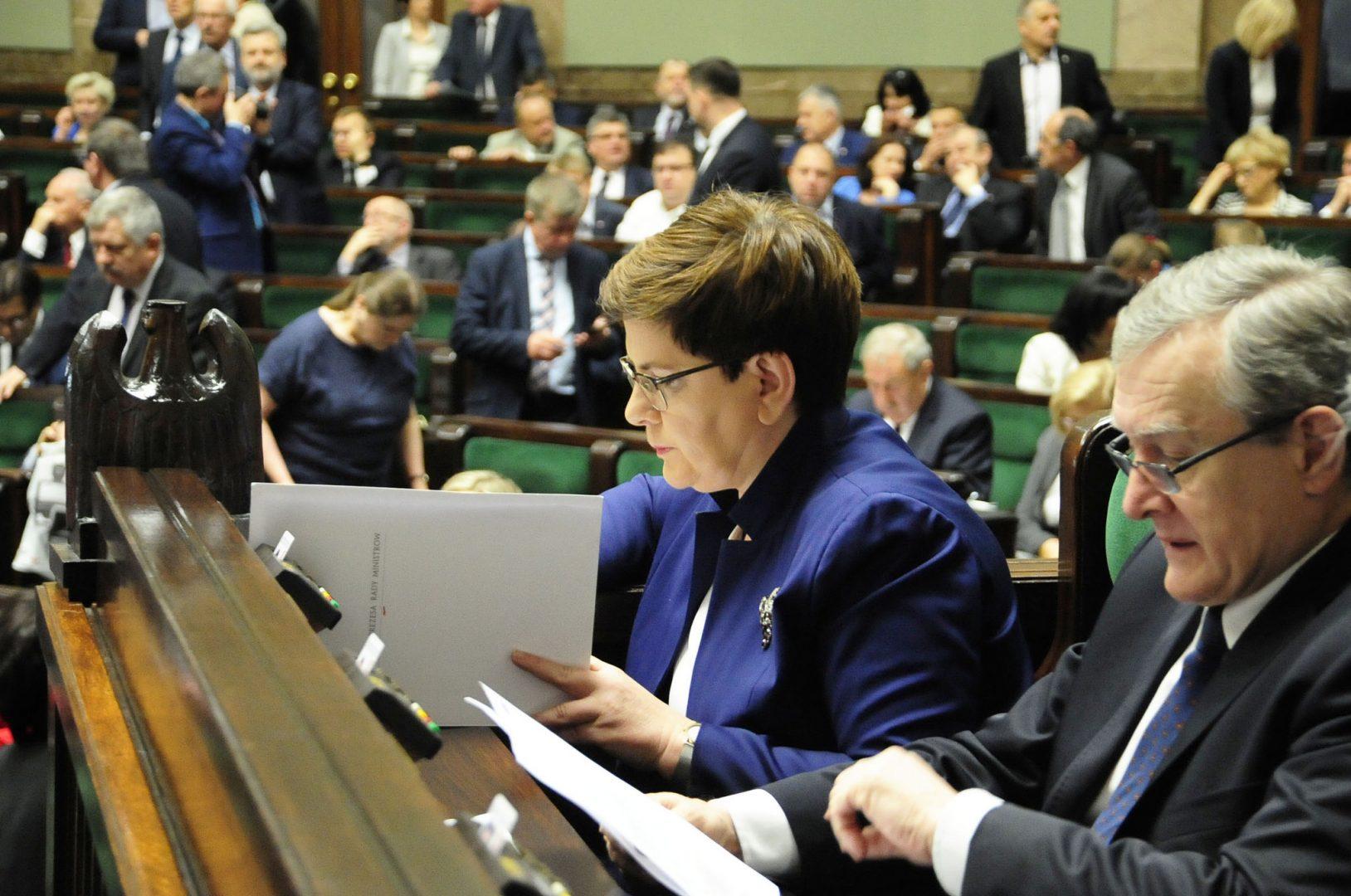 Beata Szydło/Fot. KPRM/Domena publiczna/Flickr
