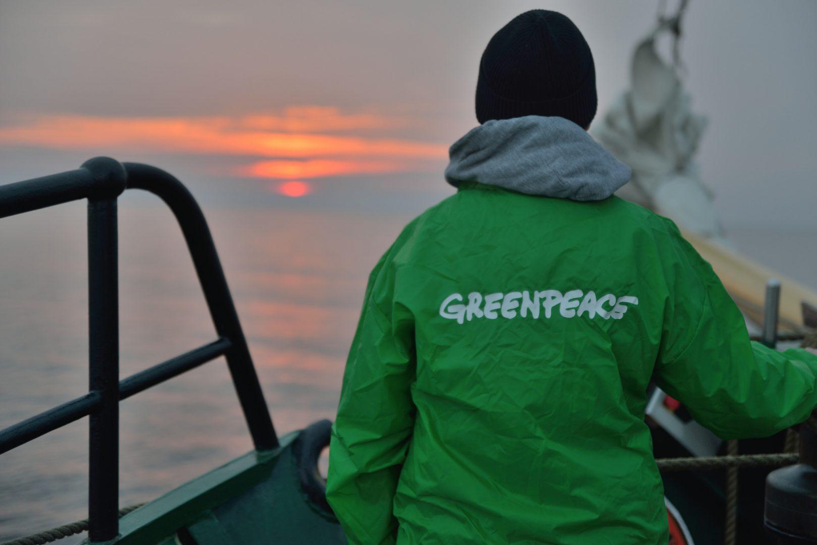 Greenpeace Polska/Fot. Bogusz Bilewski