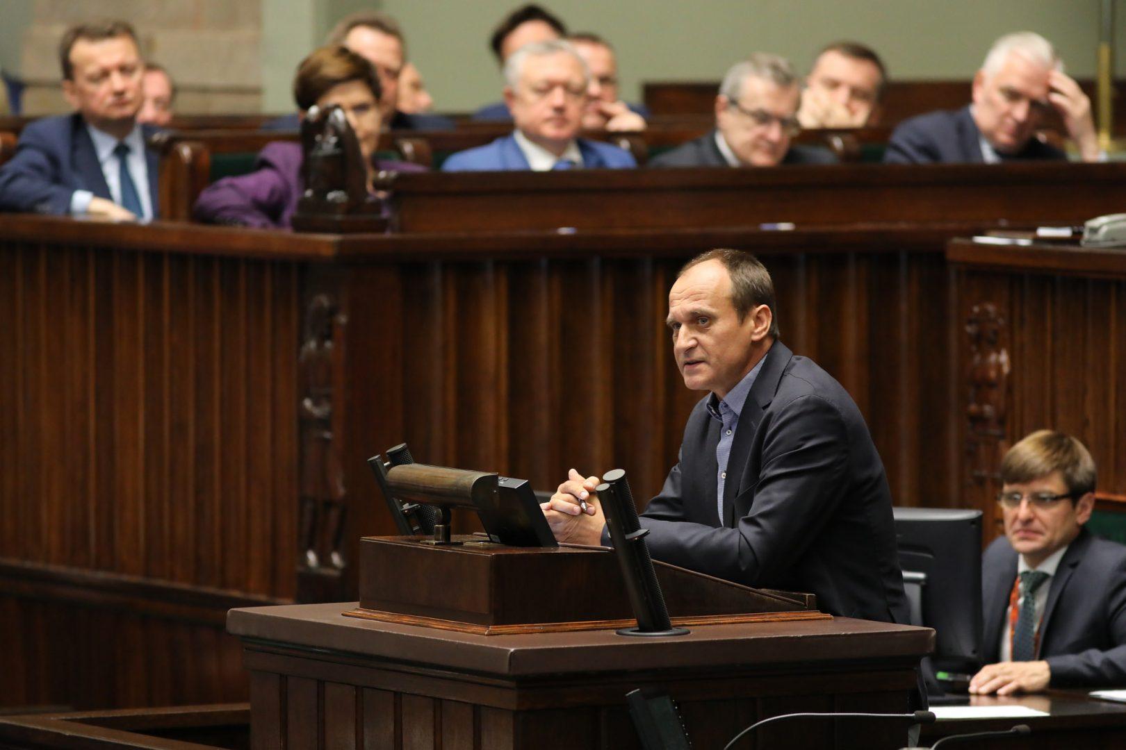 Paweł Kukiz/Fot. Rafał Zambrzycki/Kancelaria Sejmu RP/CC BY 2.0/Flickr