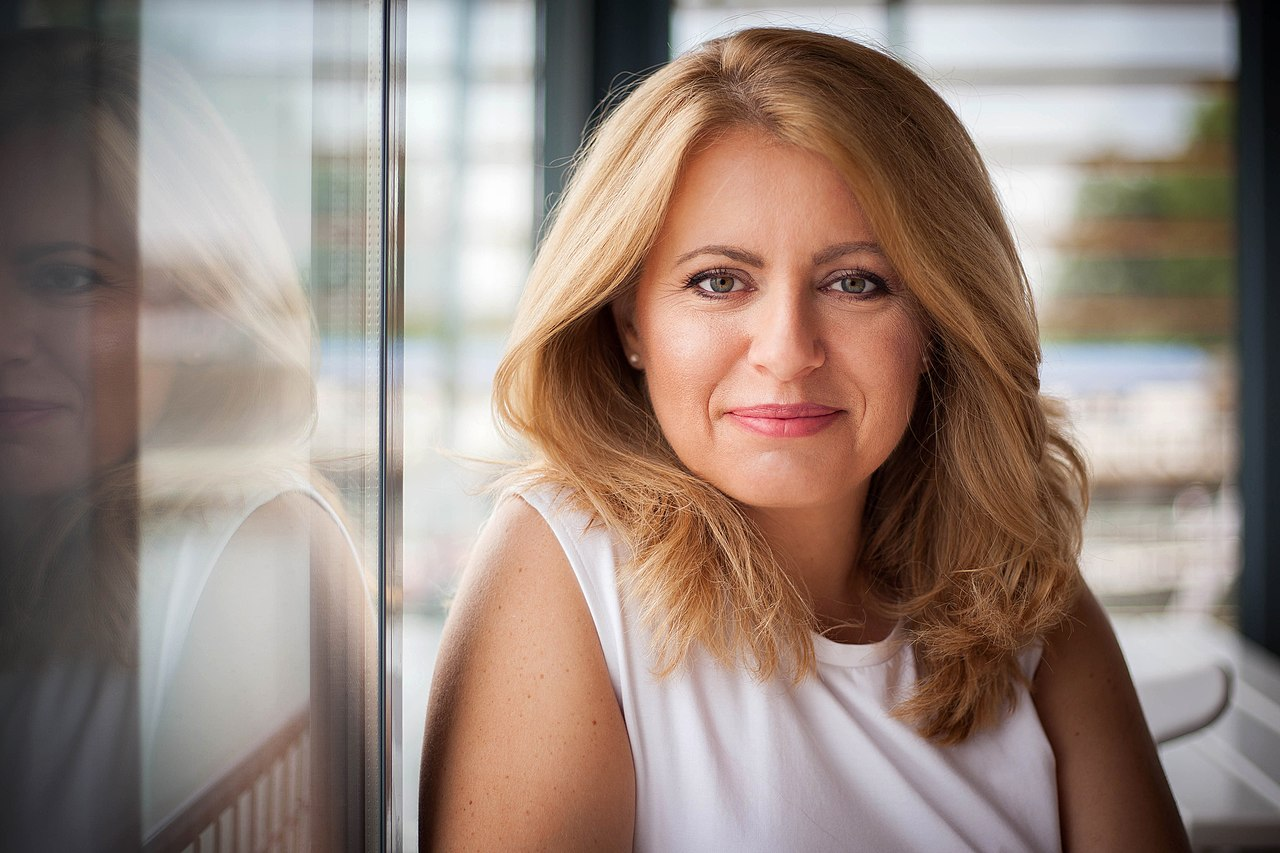 Zuzana Caputova/Fot. Ivodo/CC BY-SA 4.0/Wikimedia Commons