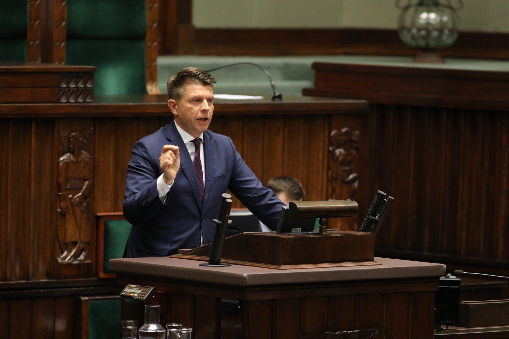 Ryszard Petru/Fot. Rafał Zambrzycki/Kancelaria Sejmu RP/CC BY 2.0/Flickr
