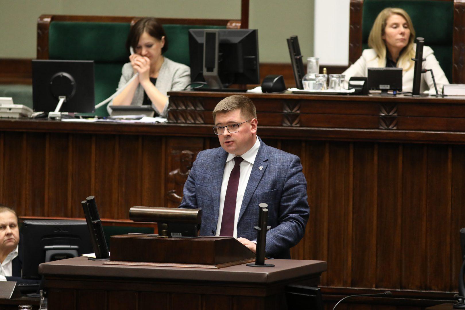Tomasz Rzymkowski/Fot. Kancelaria Sejmu RP/CC BY 2.0/Flickr