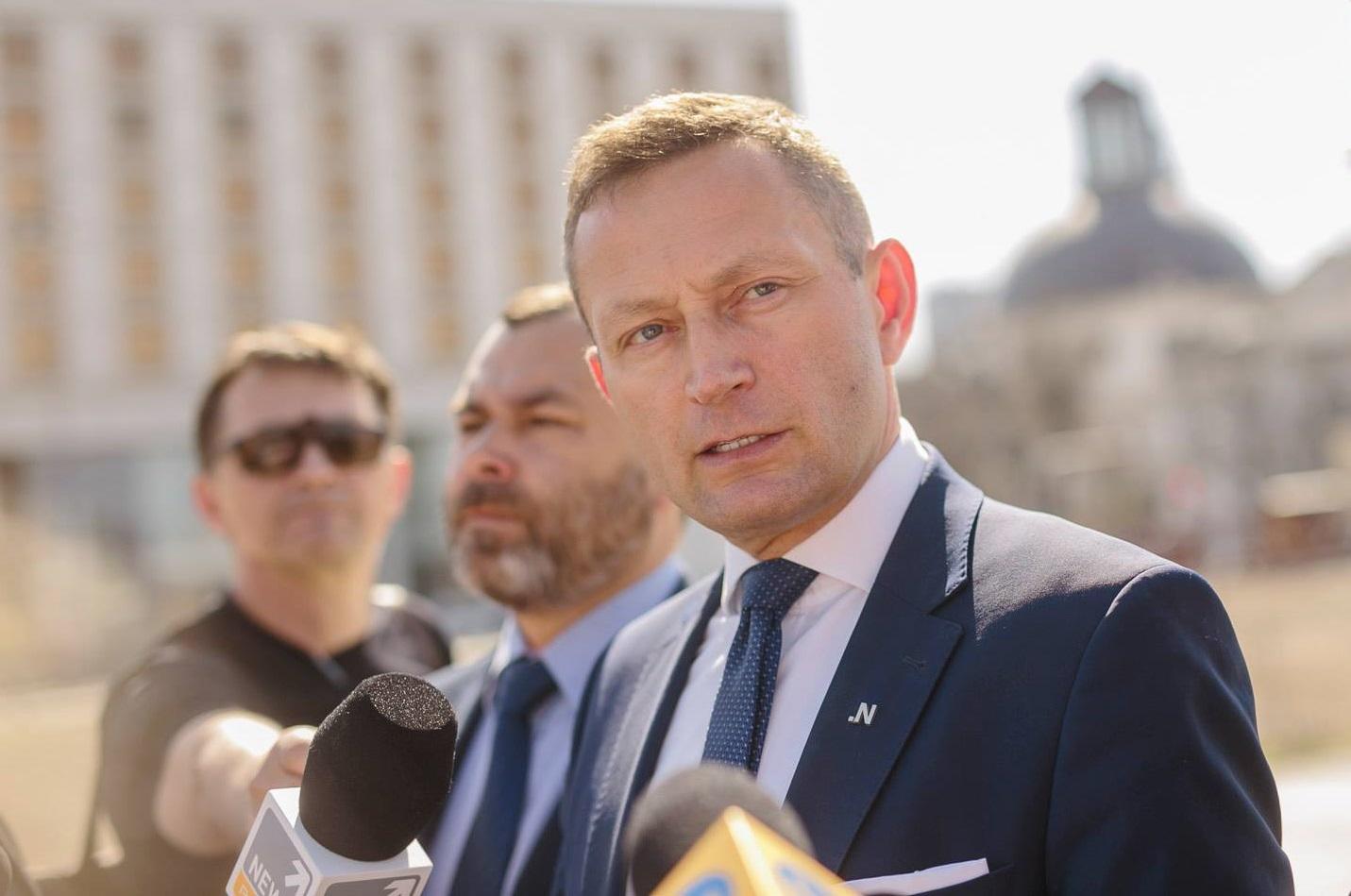 Paweł Rabiej/Fot. profil oficjalny polityka na Facebooku